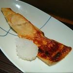 魚の旨い店 やまかわ - めだいの づけ焼き♥♥ >゜)))彡〰♥