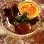 カフェ&バーカロ イル ニード - 贅沢に3種類のデザートを盛り合わせました⭐︎