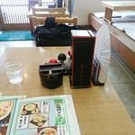 すかや - 【2016.7.14(木)】テーブル席