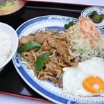 天山 - スタミナ定食
