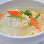天山 - 玉子スープクッパ