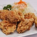天山 - 若鶏のからあげ(7個)