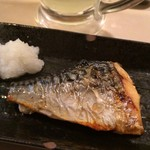 53504418 - 鯖塩焼き