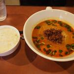 鮮箸坊 - タンタン麺ランチ