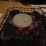 高田屋 - 自分で焼きます 突出しです