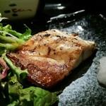 能登輪島 - 焼き魚の塩加減はばっちり