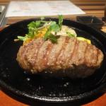 赤身焼肉USHIO - ハンバーグ