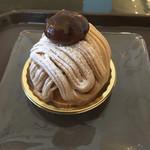 ムッシュ - モンブラン(500円)