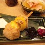5351751 - 小芋柚子味噌田楽 1000円