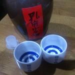 馬記 蒙古肉餅 - ・孔府家酒 2000円
