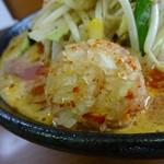 麺や 葉月 - 辛タンちゃん麺・トッピング