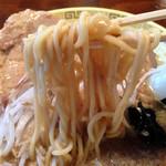 江川亭 - 中華麺(麺)