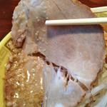 江川亭 - 中華麺600円(チャーシュー)