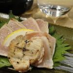 鳥取酒場 - 大山鶏たたき