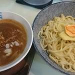 麺屋 轍 - 鶏白湯カレーつけ麺