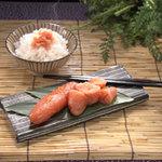大塚 - 料理写真:大塚自家製の柚子明太子