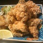 旬の魚と旨い地鶏 魚鶏屋 - 鳥の唐揚げ