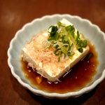 まごころや - まごころ弁当(1260円)豆腐は絶品!!!