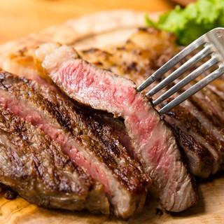 自家熟成させた熟成肉55日間熟成ドライエイジングビーフ