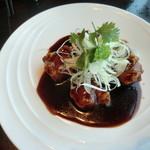 華琳 - 桃豚の黒酢酢豚