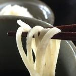 蕎麦 陸右エ門 - 「ざる」