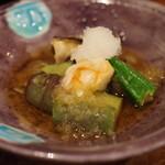 ざぼん - 夏野菜の煮浸し