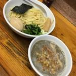がんこ十一代目 - 料理写真:にぼしつけ麺