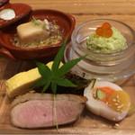 カジュアル割烹 Shun - ランチ前菜