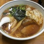 まるいち - ワンタン麺
