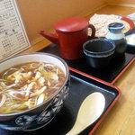 そば処 夏川 - 料理写真: