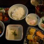 隠れ房 御庭 - 料理皿4