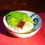 ほまれ酒蔵 - 料理写真:ポテトサラダ