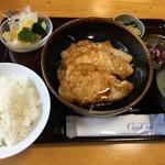 御料理 タイガー - 焼肉定食(税込890円)