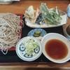 Sayo - 料理写真:天もり(えび・キス・野菜) 1140円