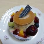 ムラタ - 【プリンアラモード…400円】2016/7