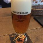 53538913 - Master's dream 醸造家の夢
