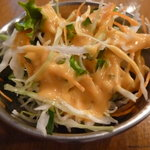 Ree Rose cafe - 2010/10 サラダ