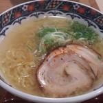 味噌乃家 - ・ゆず塩ラーメン 680円
