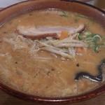 味噌乃家 - ・味噌ラーメン 680円