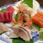 海鮮市場 -