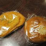 たなか屋 - 料理写真:黒豚カレーとあんぱん