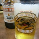 福の屋 - 瓶ビール(大) 660円