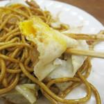 福の屋 - モチモチシコシコの麺が美味しい