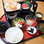 魚神 - 料理写真:なごみ膳