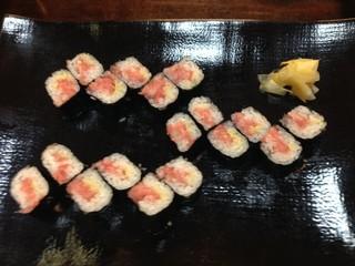 双葉寿司 - すきみ巻