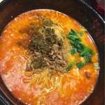 想吃担担面 - 2016.07.14 坦々麺