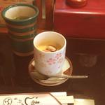 千登世寿司 - 茶碗蒸し
