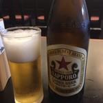 ○や - びんビール