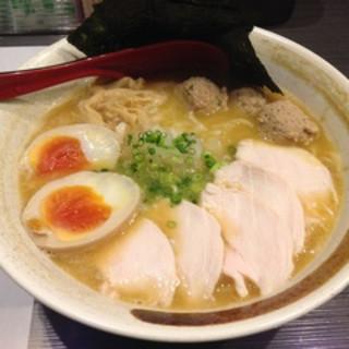 濃厚鶏白湯ラーメン!!!!