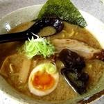 麺や 明星 - 料理写真:醤油750円